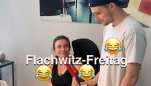 Flachwitz-Freitag: Woran erkennt man männliche Schokolade?