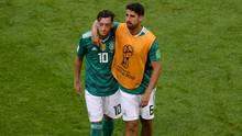 Mesut Özil und Sami Khedira