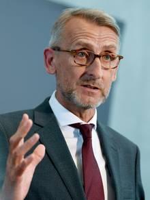 Der Bundestagsabgeordnete Armin Schuster (CDU)