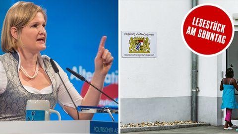 CSU vs. AfD: Reportage aus dem bayerischen Deggendorf