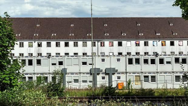 Die Flüchtlingsunterkunft in Deggendorf soll nach dem sogenannten Masterplan von Horst Seehofer eines von sieben Ankerzentren in Bayern werden