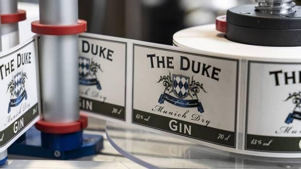 Schon jetzt ein deutscher Klassiker: The Duke Gin
