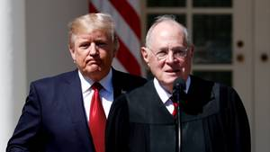 Donald Trump Anthony Kennedy