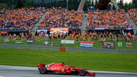 Sebastian Vettel Spielberg