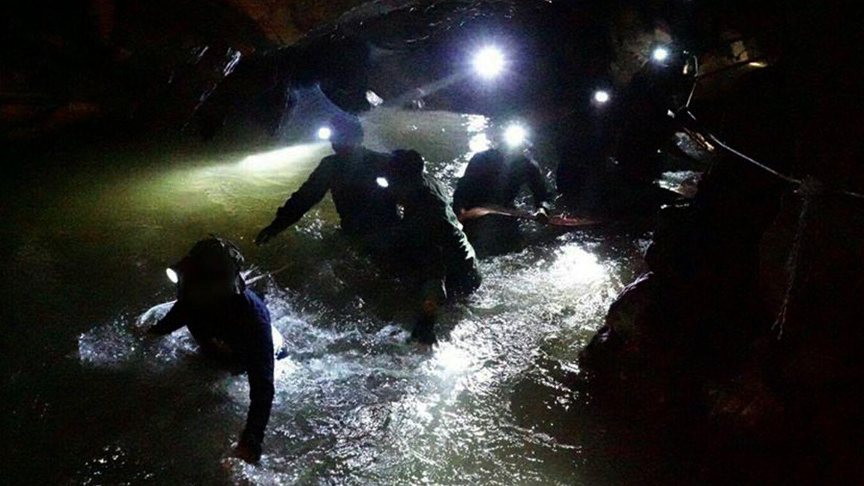 Thailands Höhlendrama