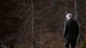 Horst Seehofer hat vor Parteifreunden seinen Rücktritt angeboten
