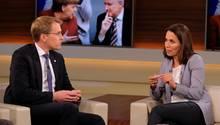 Anne Will Talkshow zur Unionskrise