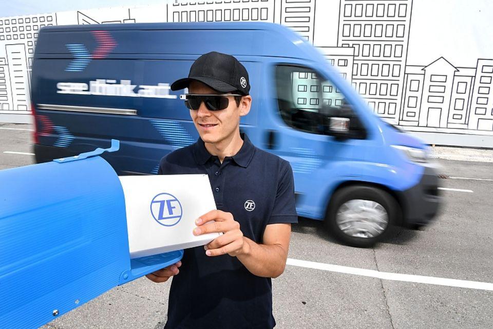 Auch die Paketdienstleister profitieren vom Fortschritt