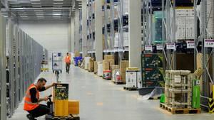 Arbeiten bei Amazon