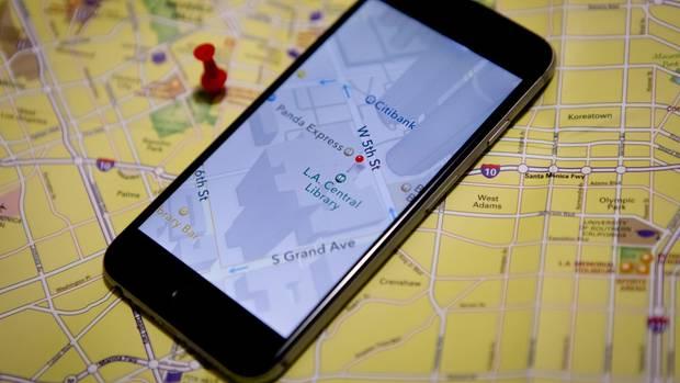 Apples Kartendienst Maps wird umgebaut
