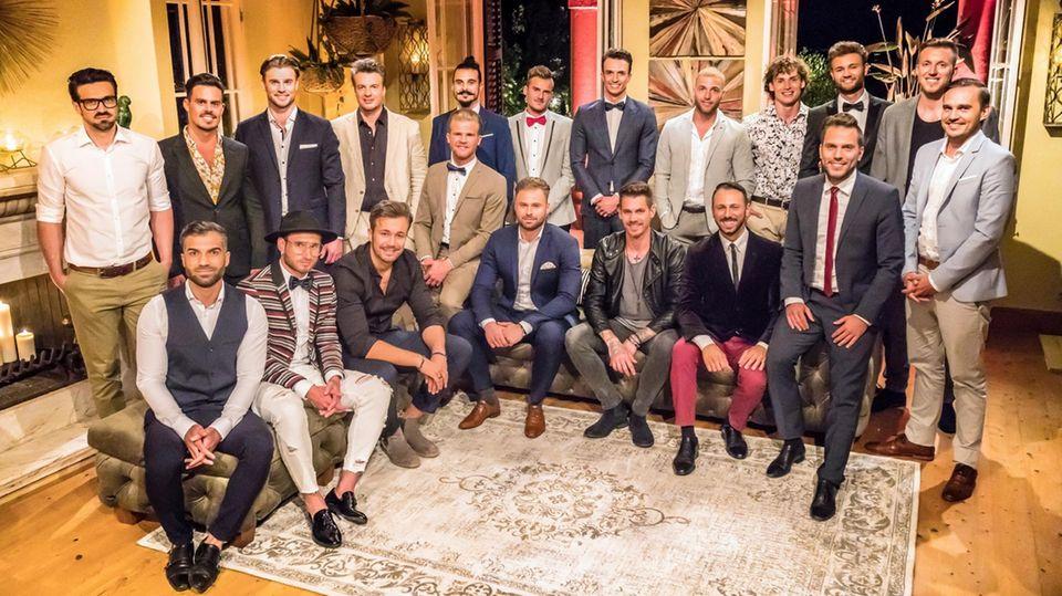 """""""Die Bachelorette 2018"""": Flüssiger flirten oder: Warum die Jungs Nadine in der Brauerei nicht vermissen"""