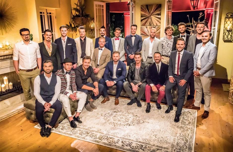 """TV-Show: Diese Herren wollten das Herz der """"Bachelorette"""" erobern"""