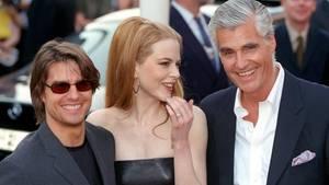 Sky du Mont mit Tom Cruise und Nicole Kidman
