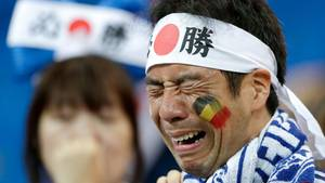 Japan führte 2:0 gegen Belgien und schied am Ende trotzdem aus: ein Schock für die Fans