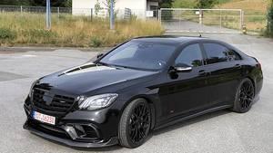 Brabus 800 auf Basis des Mercedes AMG S 63 4matic+ - erst einmal nur 300 km/h Spitze
