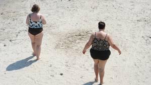 """Familien in der """"Aktivitätskrise"""" - Rund die Hälfte der deutschen Eltern sind übergewichtig"""