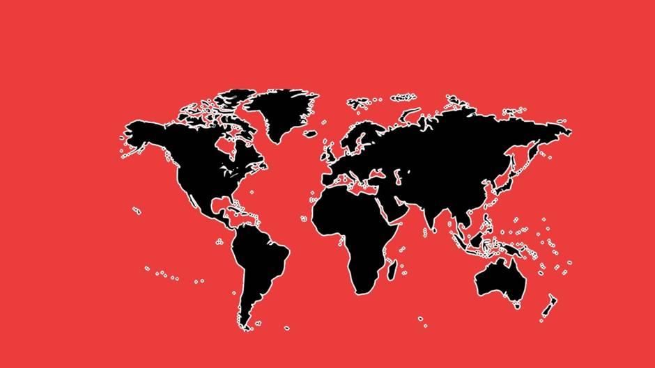 Welt-Quiz: Erkennen Sie diese Länder nur an ihren Umrissen?