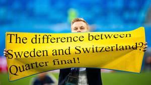 Swederland: Auch so kann man der Welt den Unterschied zwischen Schweden und der Schweiz erklären