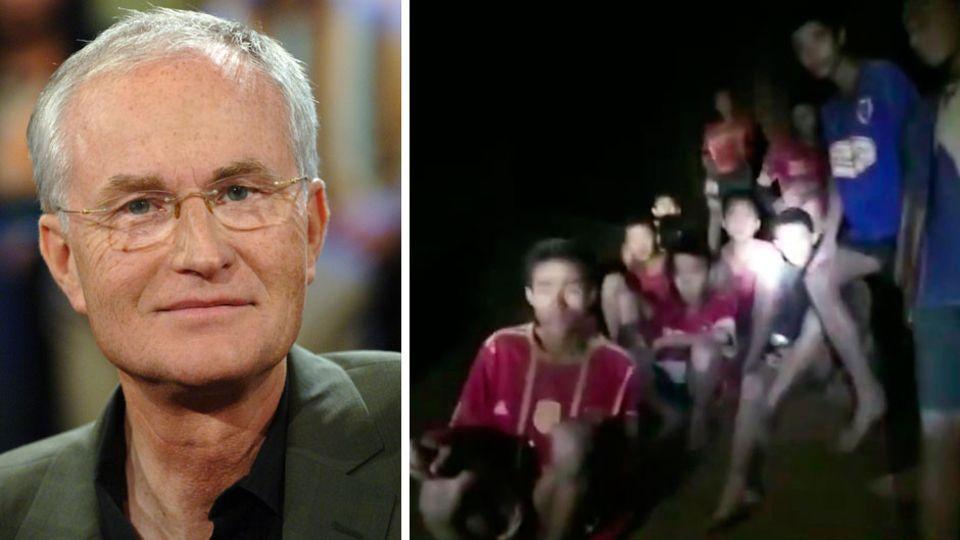 """Die Kinder in der thailändischen Höhle brauchen nun vor allem eines, sagt Angstforscher Borwin Bandelow: """"Zuversicht"""""""