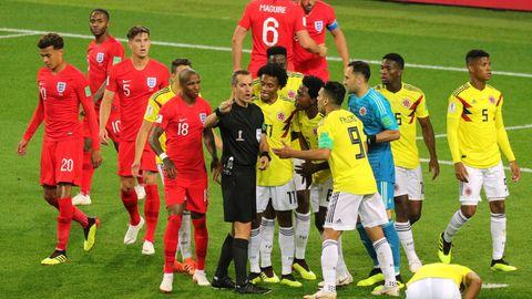 Kolumbien England