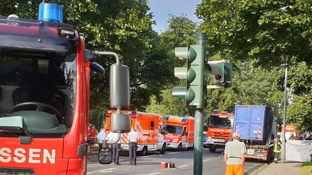 Nachrichten aus Deutschland: Unfall in Essen