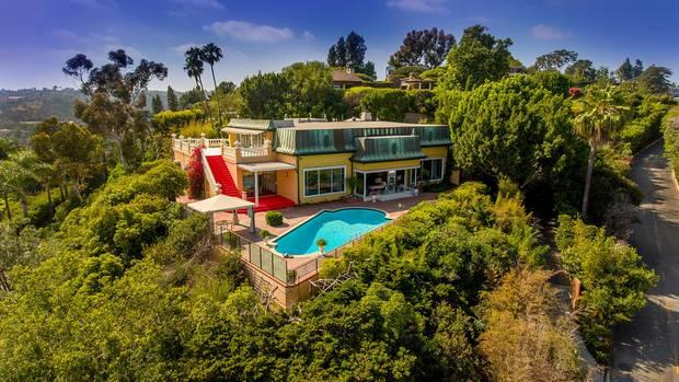 Die Villa von Zsa Zsa Gabor im Nobelviertel Bel Air steht für23,5 Millionen Dollar zum Verkauf