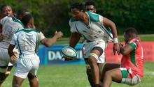 Simbabwes Rugby-Mannschaft will sich mit einem Spiel am Samstag für die WM 2019 qualifizieren