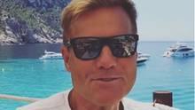 Dieter Bohlen entspannt auf Mallorca