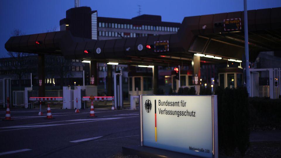 NSU-Prozess: Das Bundesamt für Verfassungsschutz in Köln