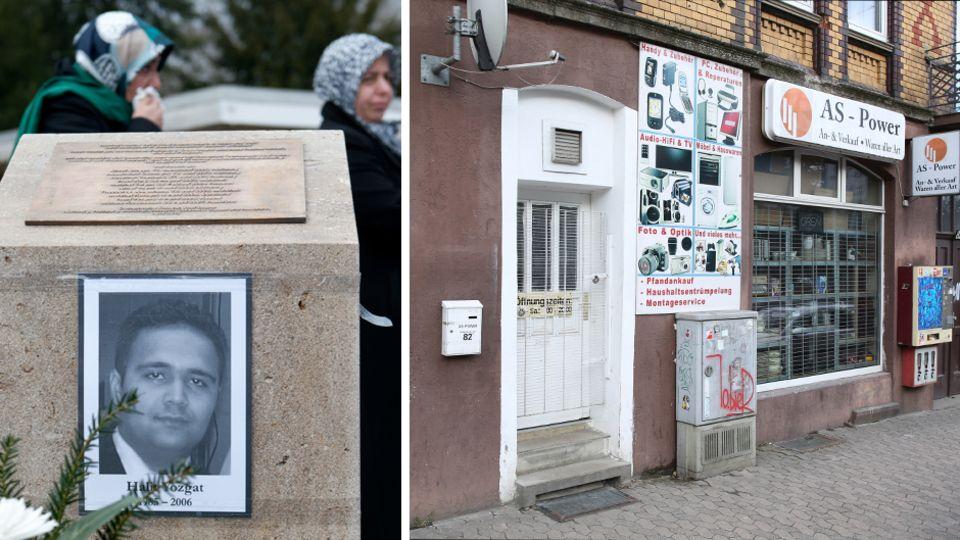 Eine von vielen offenen Fragen nach dem NSU-Prozess: Am 6. April 2006 wurdeHalit Yozgat in seinem Kasseler Internetcafé erschossen. Was weiß der hessische Verfassungsschutz zu der Tat?