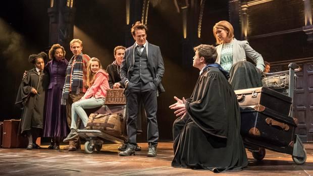 """Szene aus """"Harry Potter und das verwunschene Kind"""""""