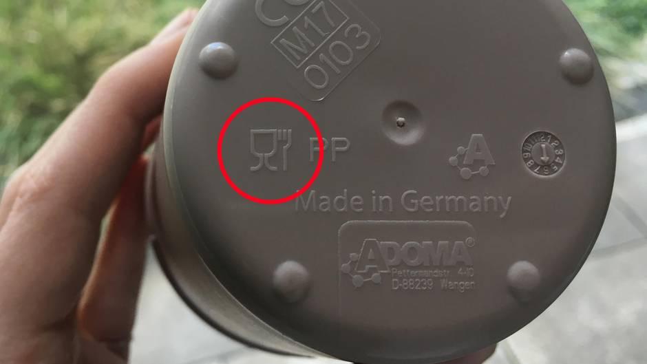 """Gut zu wissen: Glas und Gabel: Das bedeutet das """"Spülmaschinen-Symbol"""" in Wahrheit"""