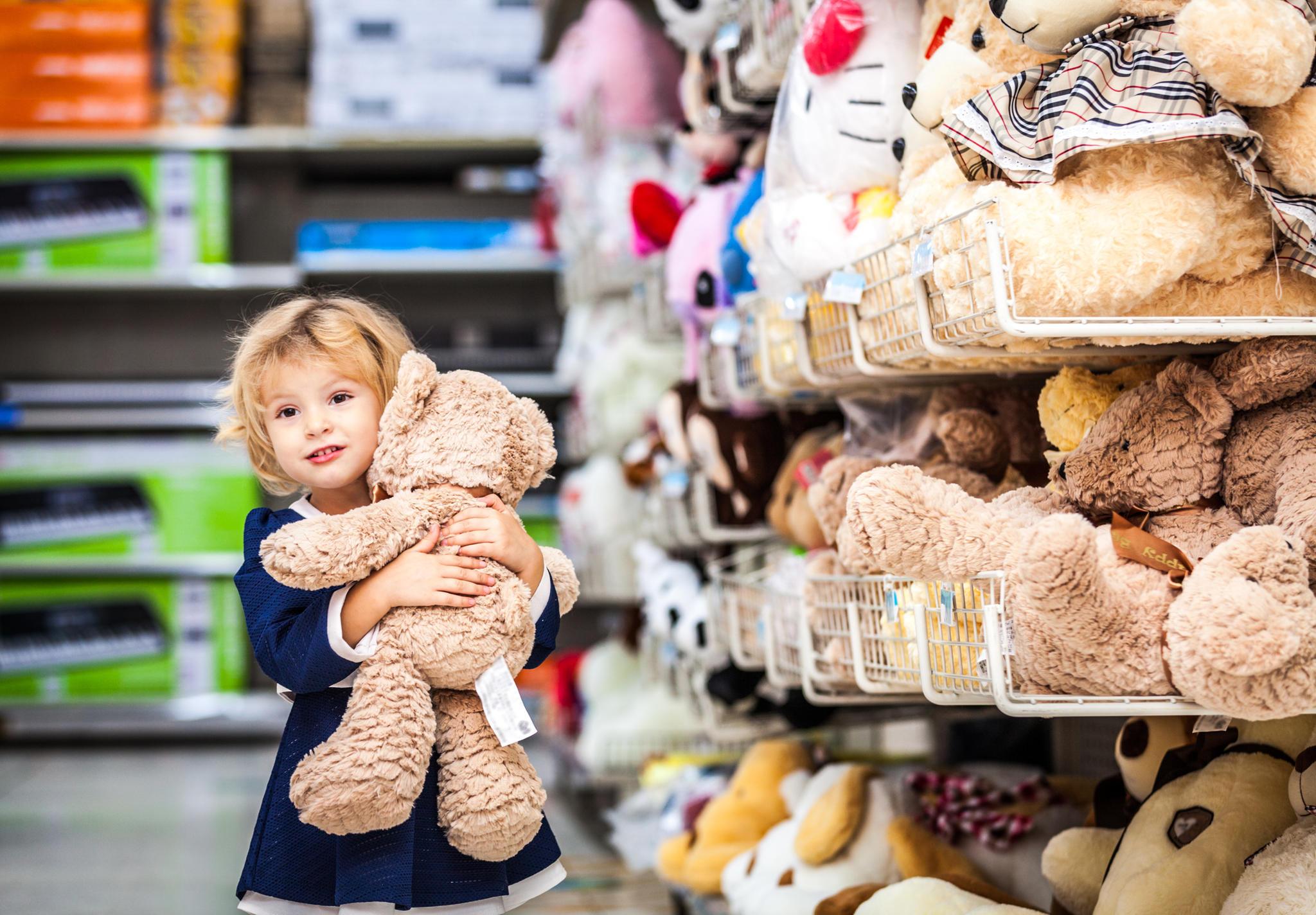 Amazon will Spielzeug-Katalog nach \