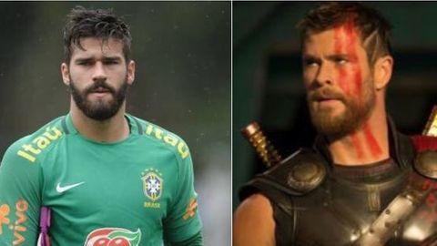 Alisson Becker: der verlorene Hemsworth Bruder?