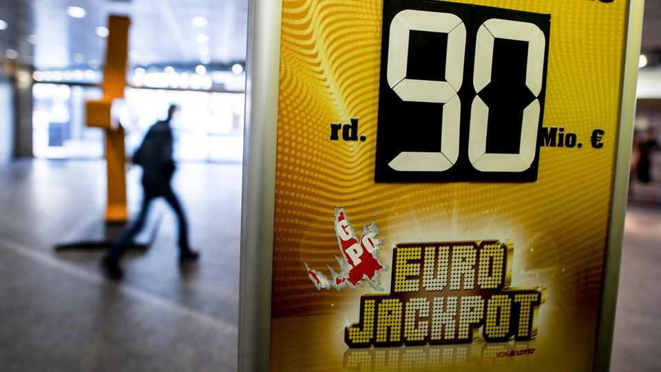 Der Eurojackpot geht mal wieder nach Deutschland