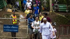 Das Höhlen-Drama in Thailand wird zum Wettlauf gegen die Zeit