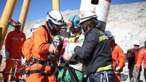Experte: Eine Rettungsbohrung wäre viel schwieriger als 2010 in Chile