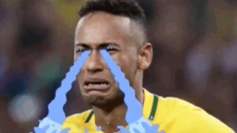 Neymal-Gif: Die Stimmung nach Brasiliens WM-Aus 2018