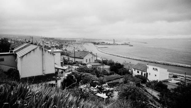 L'Estaque bei Marseille. Bis Ende der 90er Jahre lebten hier viele Migranten in Slums