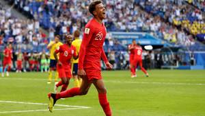 Dele Alli köpft England mit seinem Tor gegen Schweden endgültig ins Halblfinale