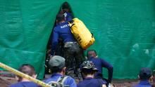 Thailand: Rettung gestartet: Bergung soll offenbar zwei bis drei Tage dauern - Taucher unterwegs