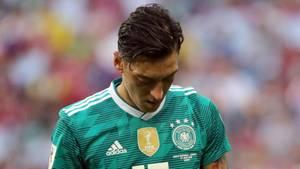 Mesut Özil bei der WM 2018 in Russland