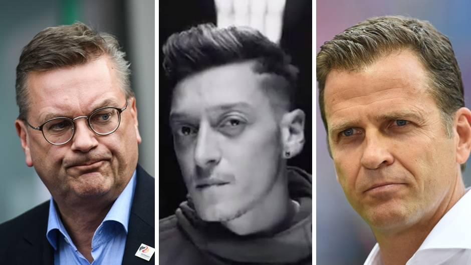Erst Bierhoff, dann Grindel: Özil im Mittelpunkt der Kritik? Unterstützer stärken ihm auf Twitter den Rücken