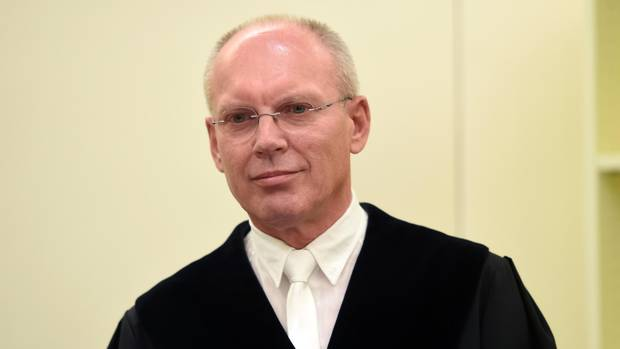 Manfred Götzl, Richter im NSU-Prozess