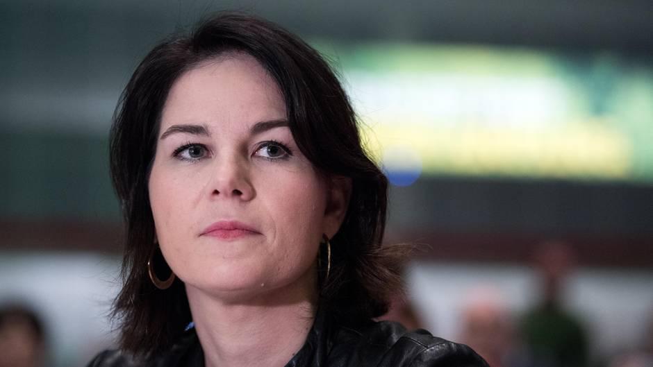Interview mit Annalena Baerbock, Vorsitzende von Die Grünen