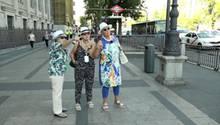 Von einer Stadt in die nächste und immer wieder die Orientierung behalten – auch für lebenserfahrene Frauen wie Inge Imhof, Heidi Rupp und Ingrid Thul nicht immer ganz einfach. Aber auch das gehört bei Interrail dazu.