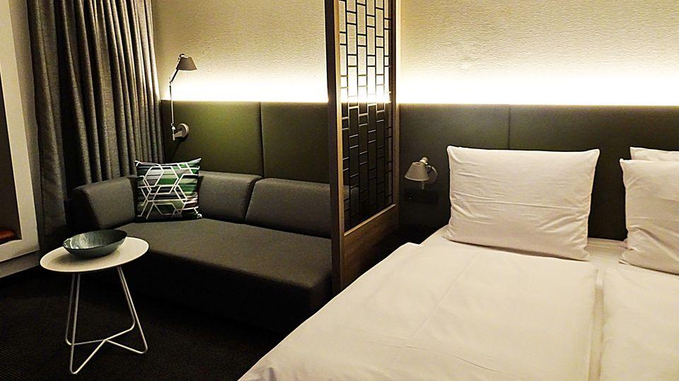 Auch für Selbstversorger geeignet: Adina Apartment Hotel Hamburg Speicherstadt
