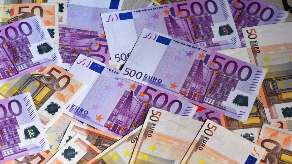 Iran 300 Millionen Euro Bargeld