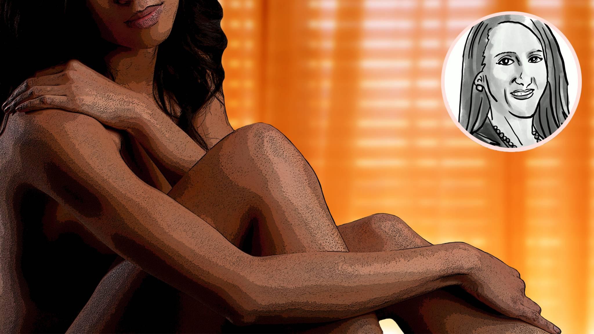 Begegnung mit Kunst-Sex-Video