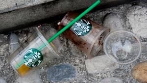 Starbucks will bis 2020 ohne Plastikstrohhalme auskommen